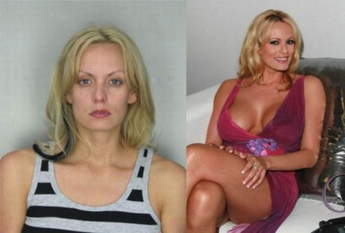 Porn stars before and after they apply makeup  от Veggie за 17 oct 2012