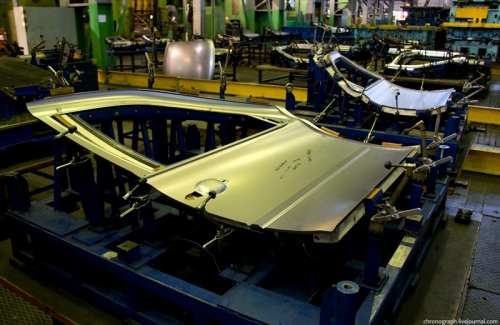 How Cars are Made in AutoVAZ in Russia  от Veggie за 17 oct 2012