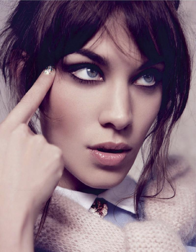 Who is Alexa Chung?