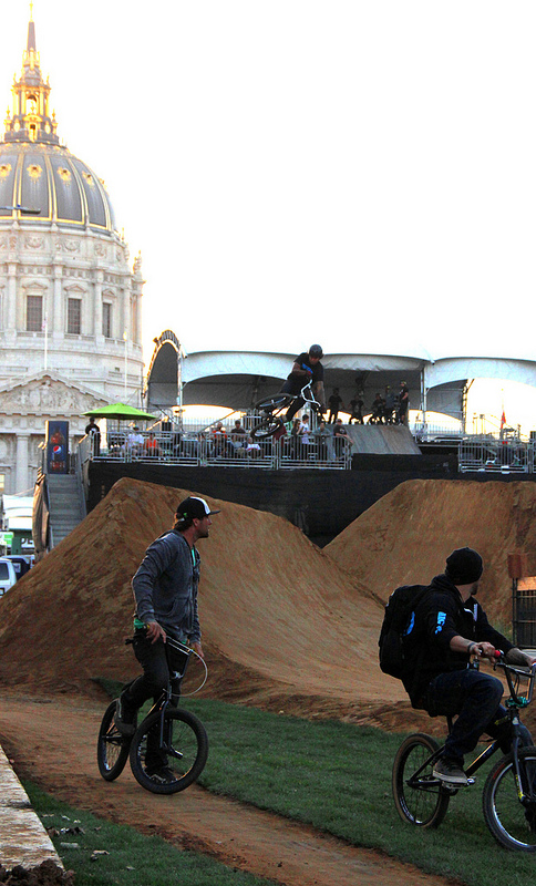 Dew Tour San Francisco от mick за 18 oct 2012