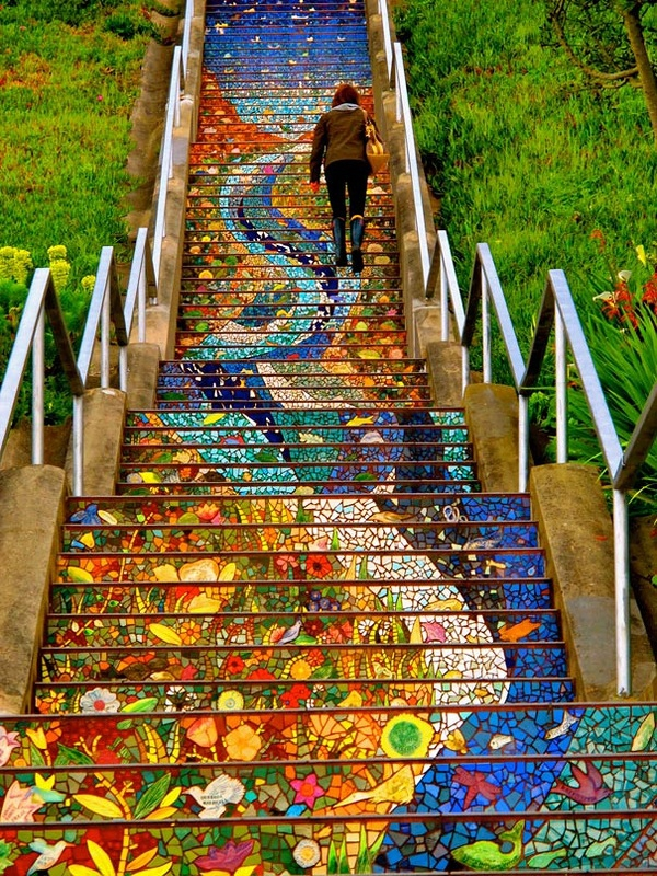 Awesome Stairway to Heaven