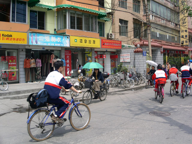 Cycling In China