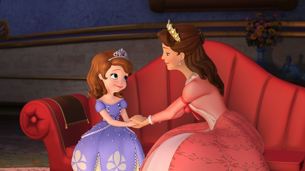Meet Sofia, Disney's First Latina Princess