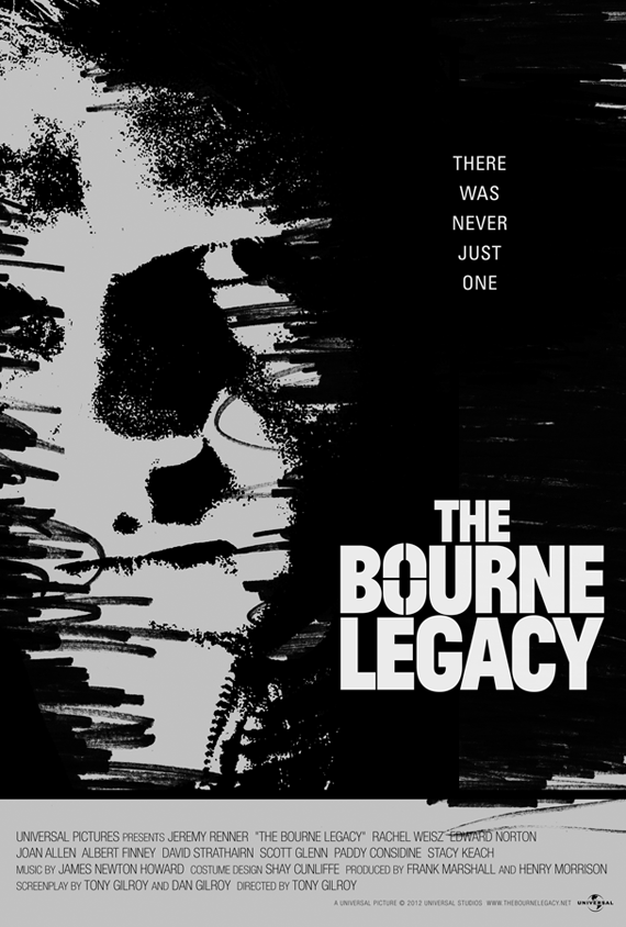 The Bourne Supremacy: Best Movie Posters!
