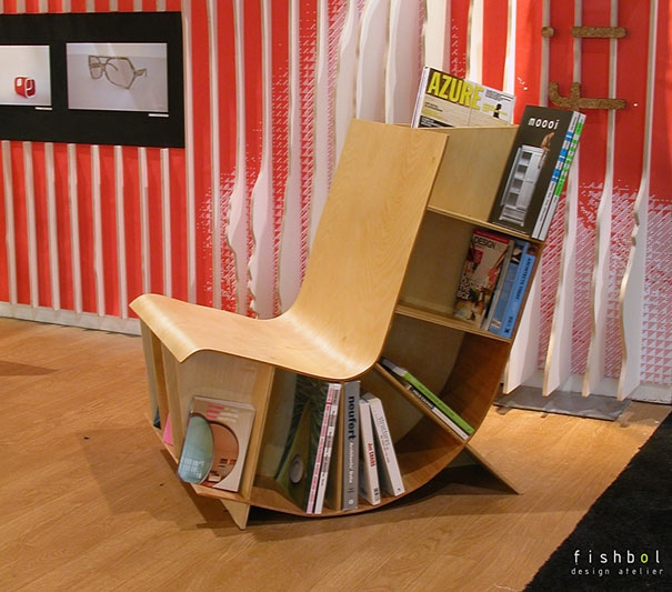 Fabulous Bookshelves