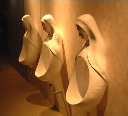 Worlds Coolest Urinals