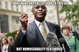 The Amazing Herman Cain