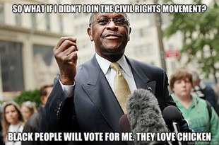 The Amazing Herman Cain от mick за 20 oct 2012
