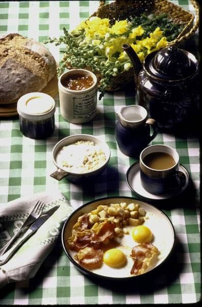 Traditional Breakfasts Around the World