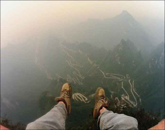 Incredible Perspective Shots of Extreme Sports! от Helen за 22 oct 2012