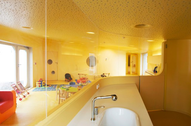 Childcare Facility in France
