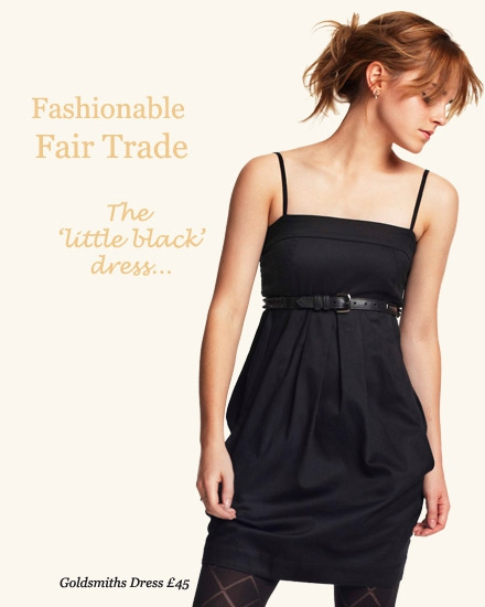Emma Watson Endorsed Fair Trade Fashion от Veggie за 22 oct 2012