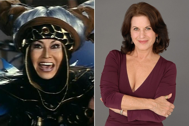 """Power Rangers"" Then & Now от Veggie за 22 oct 2012"