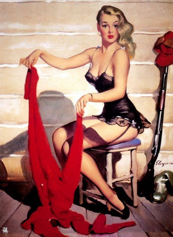 Awesome Pin-ups