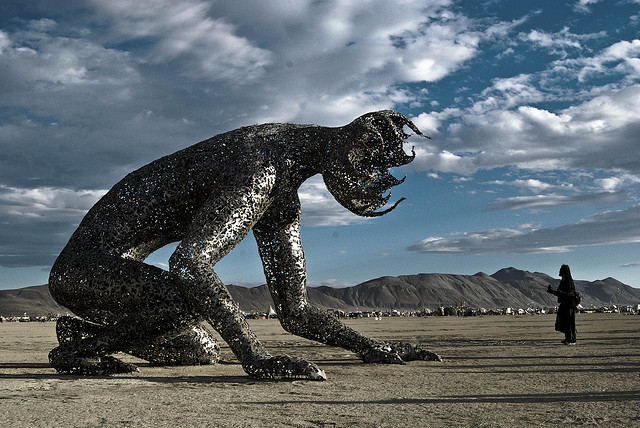 Amazing Burningman Pictures