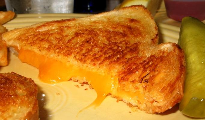 The Best Grilled Cheese  от mick за 23 oct 2012