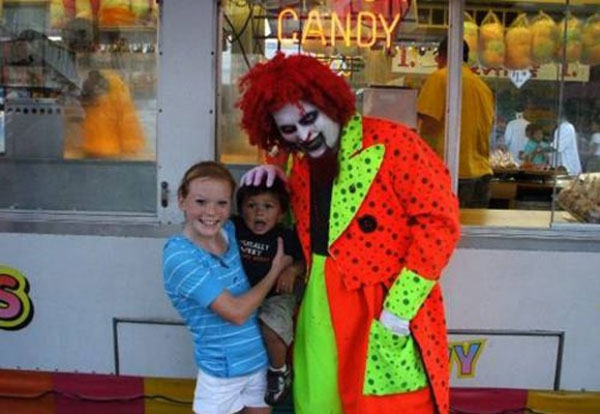 These Clowns will Creep you out!
