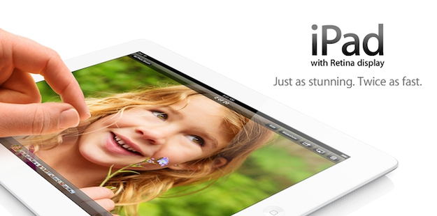 The 4th Generation iPad