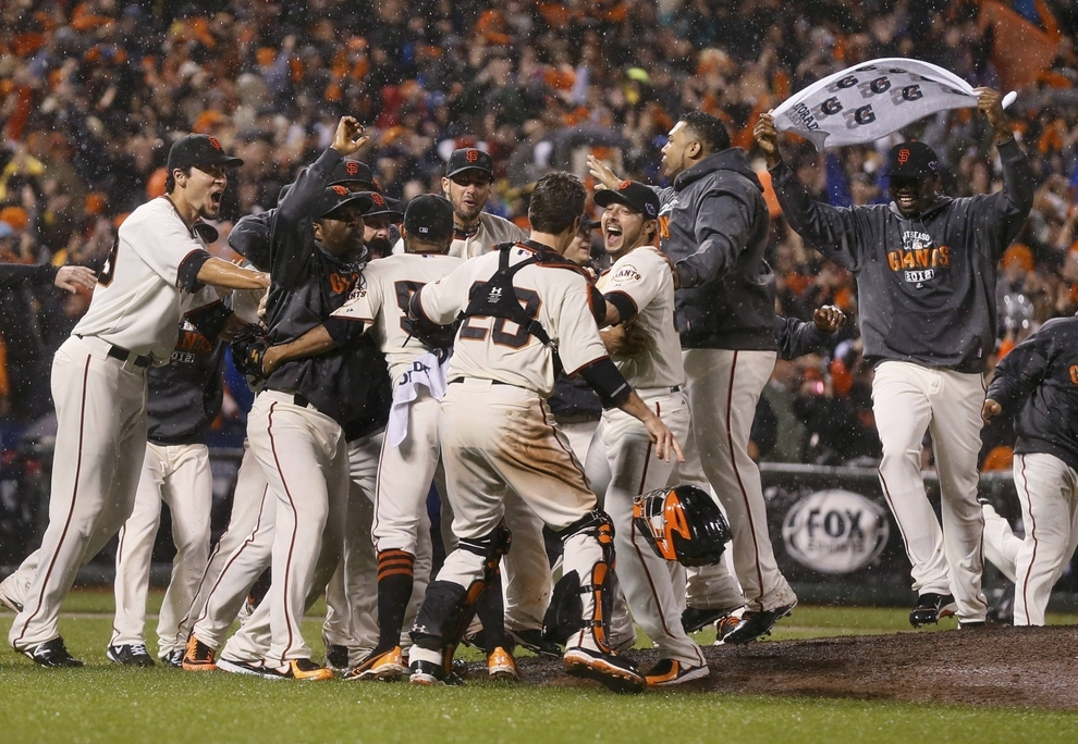 THE GIANTS ARE GOING TO THE WORLD SERIES! AGAIN! от Kaye за 23 oct 2012