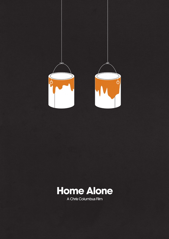 Check out these redesigned movie posters. от mick за 24 oct 2012