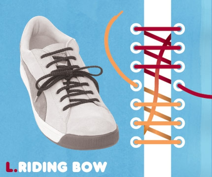 Cool Ways To Tie Shoelaces