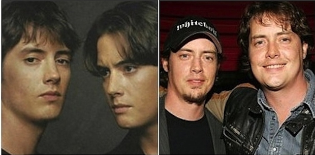Jeremy and Jason London