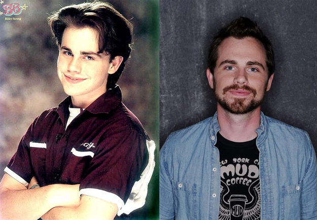 Sean (Rider Strong) from