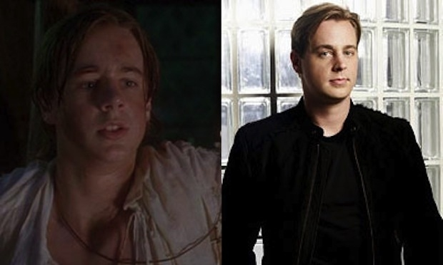 Thackary Binx (Sean Murray) from