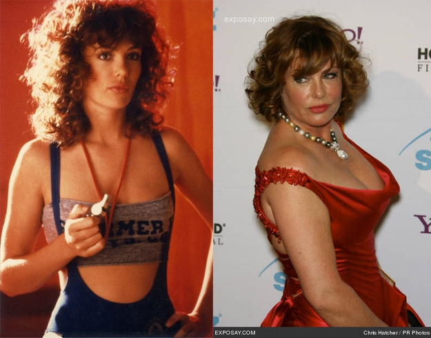 Lisa (Kelly Lebrock) from