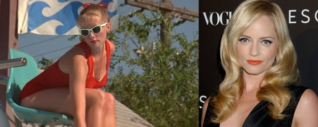 Wendy Peffercorn (Marley Shelton) from