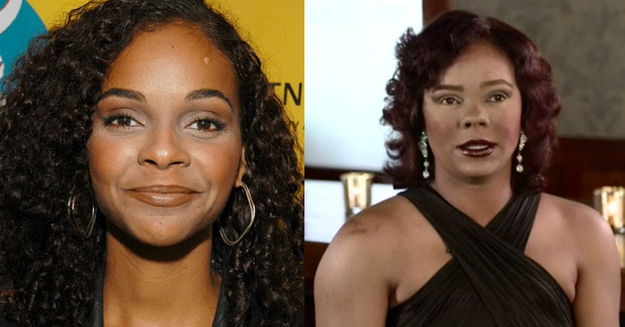 Lisa Turtle (Lark Voorhies) from