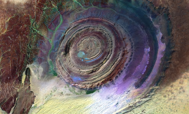 The Richat Structure - Mauritania