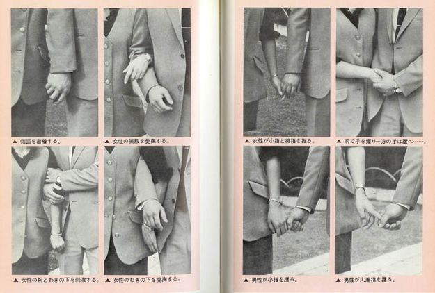 Very Odd 1960s Japanese Sex Guide