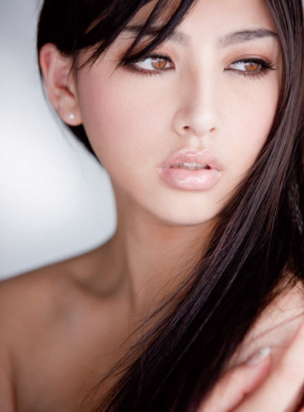 Asian Beauties from Social Networks