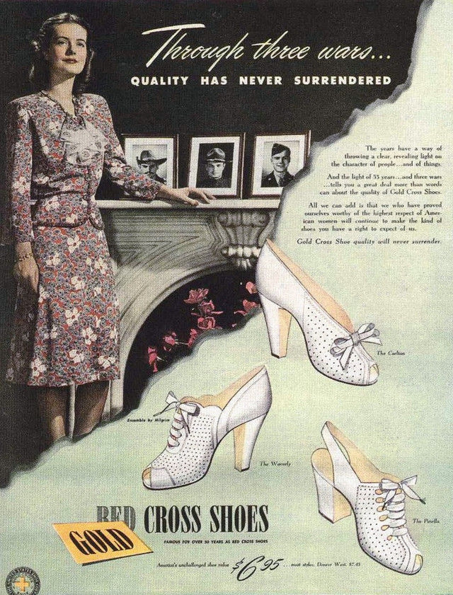 Really cool vintage adverts