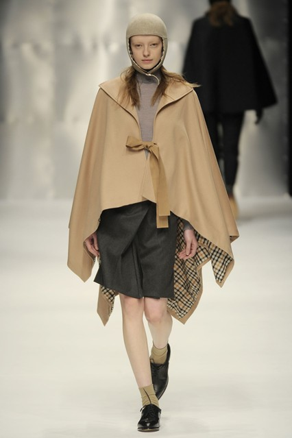 Fashion Trend: Capes