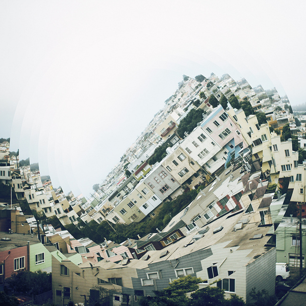 Twisted Architecture