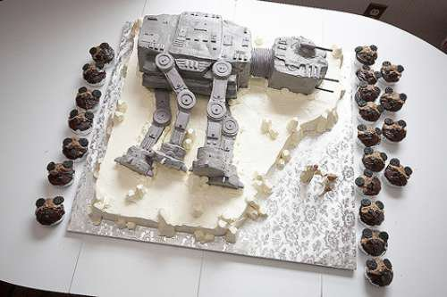 Super Awesome Cakes!