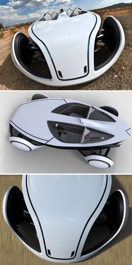Check out these weird concept cars от mick за 27 oct 2012