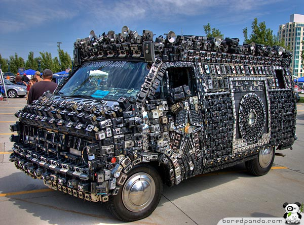 Is this an art car? от mick за 27 oct 2012