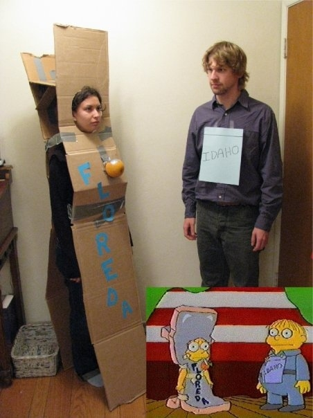 Costumes That Are Totally Not Normal but Totally AWESOME!
