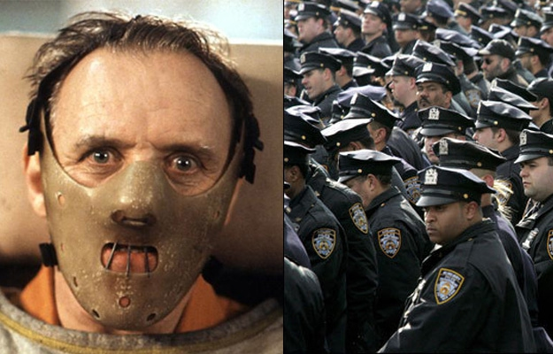 NYPD Cop Wanted To Kidnap, Cook And Eat Women от Veggie за 28 oct 2012
