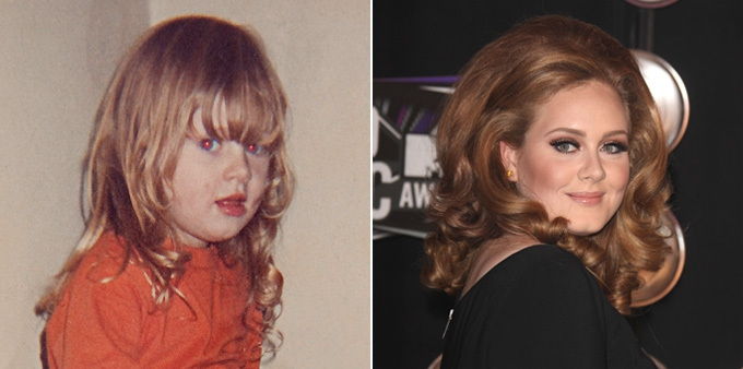 Celebs Then and Now от Helen за 29 oct 2012