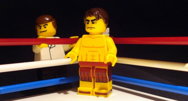 Lego Version of Oscar Films