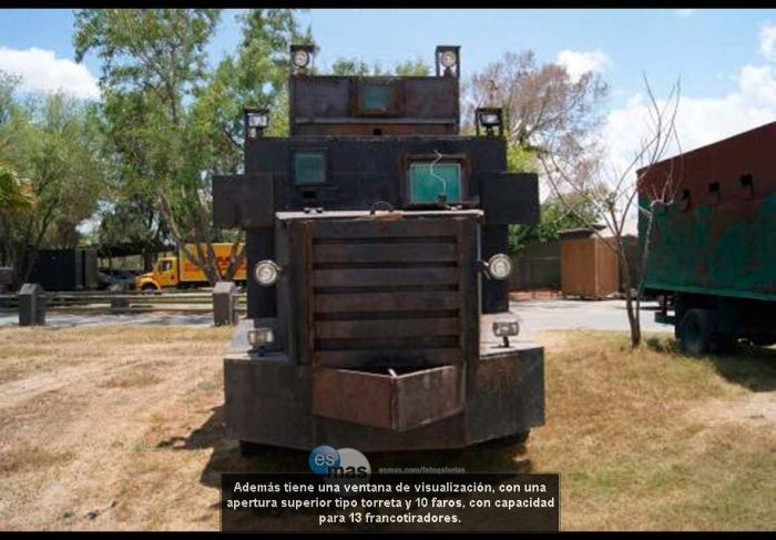 Mexican Narco-Vehicles  от Helen за 30 oct 2012