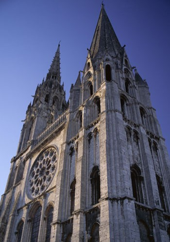 CHARTRES CATHEDRAL, FRANCE. 13TH CENTURY