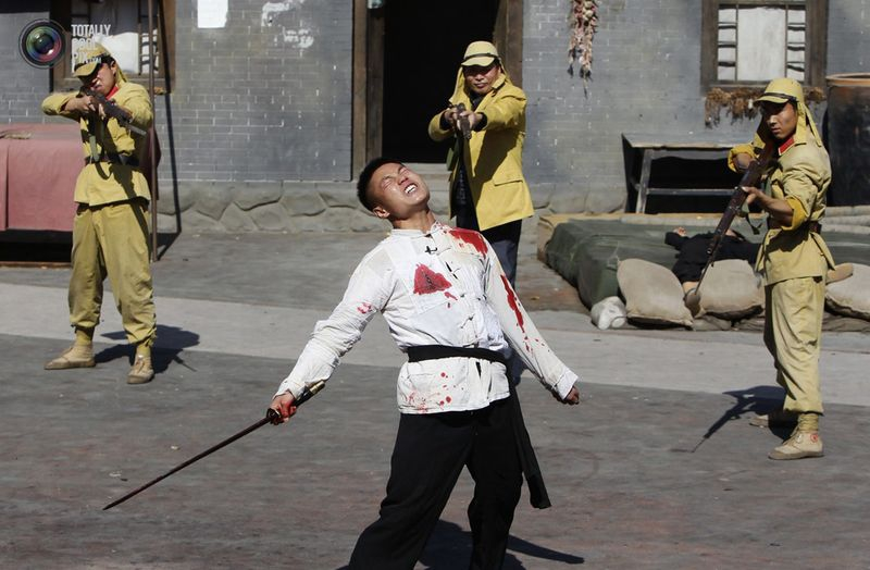 Role Playing Camp in China
