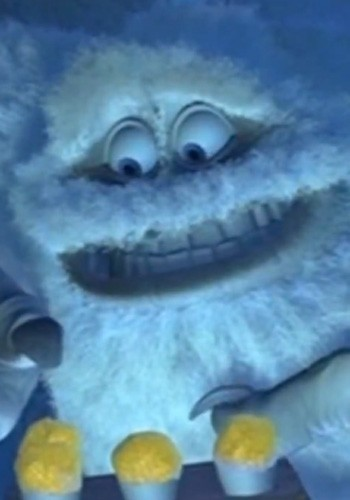 Yeti -- Monsters Inc