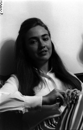 Throwback Thursday: Hillary Rodham Clinton