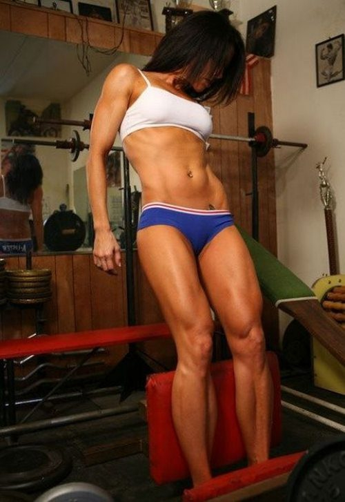 Very Fit Girls